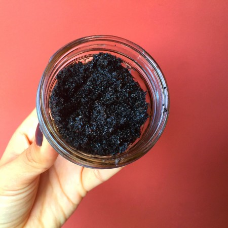 DIY Gift: Chicory Coffe Sugar Scrub