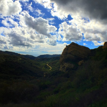Hiking Trail – Topanga State Park