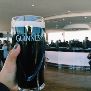 Travel: Guinness Storehouse | Dublin, Ireland