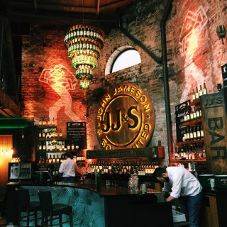 Travel: Tour of The Old Jameson Distillery | Dublin, Ireland