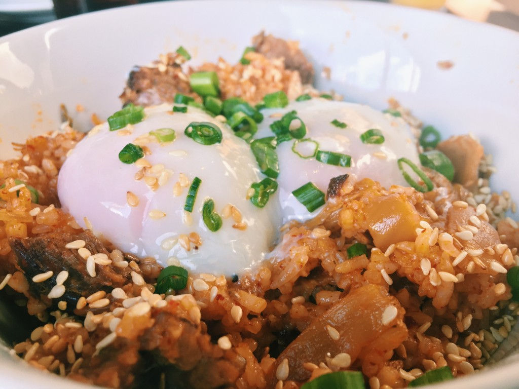 Republique - Kimchi Fried Rice