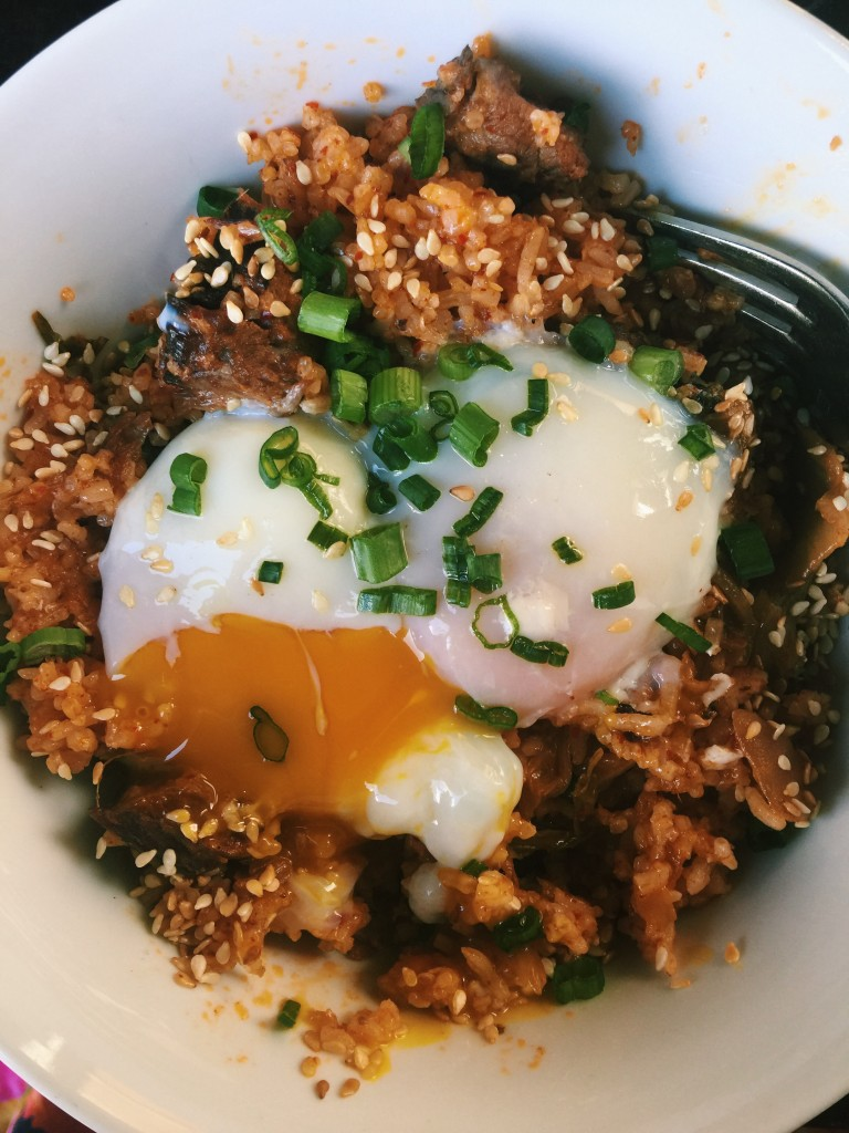 Republique - Kimchi Fried Rice 2
